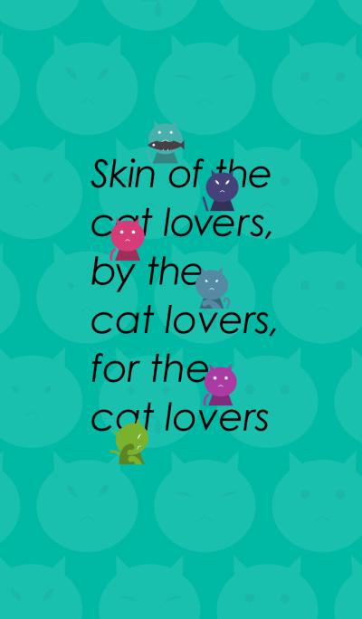 CAT LOVERS SKIN