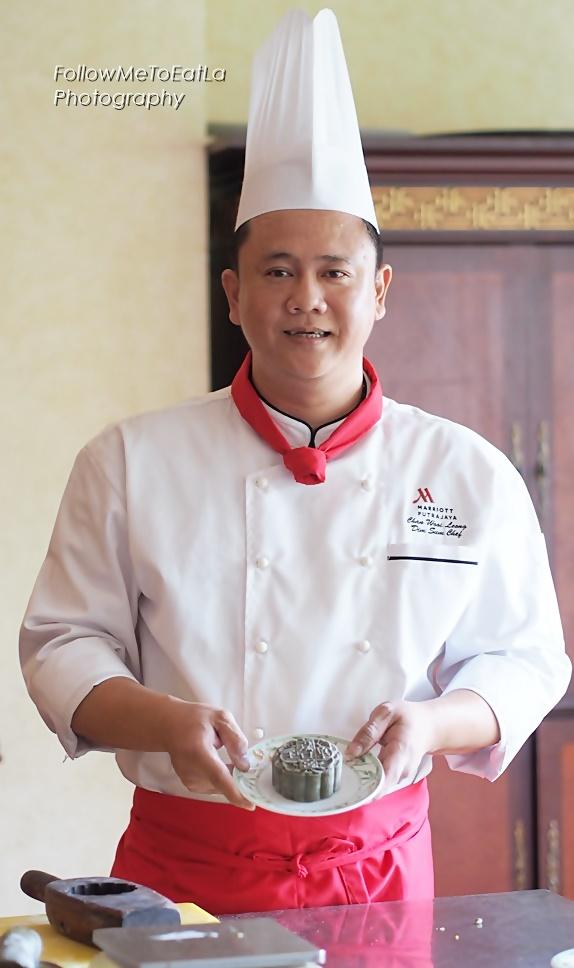 Dim Sum & Mooncake Chef Chan Wooi Leong Summer Palace