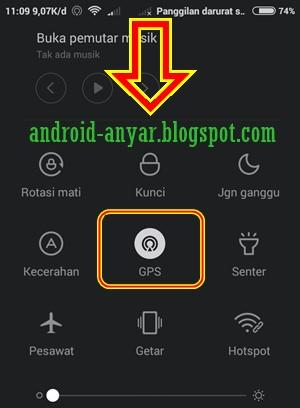 Cara Menghidupkan Lokasi GPS di Android dengan Mudah dan Cepat