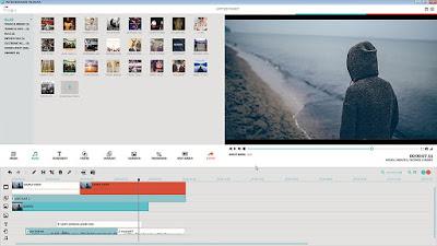 برنامج Wondershare Filmora لتعديل الفيديو واضافة التأثيرات وعمل المونتاج