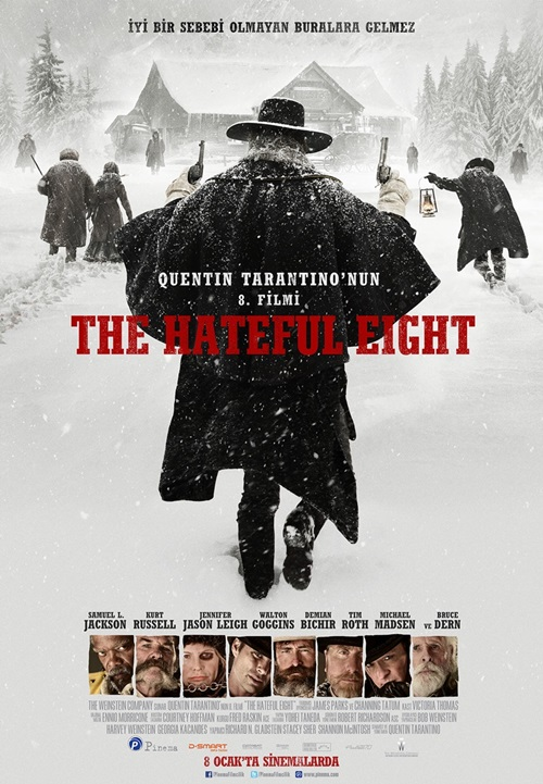 The Hateful Eight (2015) Mkv Film indir