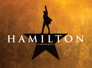 Hamilton @ The Victoria Palace Theatre