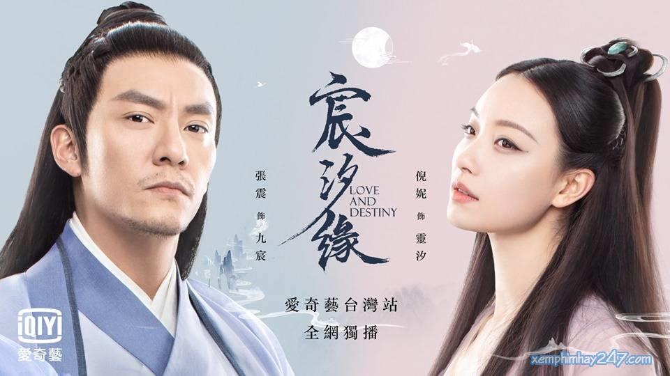 http://xemphimhay247.com - Xem phim hay 247 - Tam Sinh Tam Thế Thần Tịch Duyên (2019) - Love And Destiny (2019)