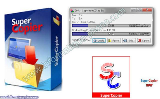 تحميل برنامج super copier 2017 تسريع النسخ اخر اصدار