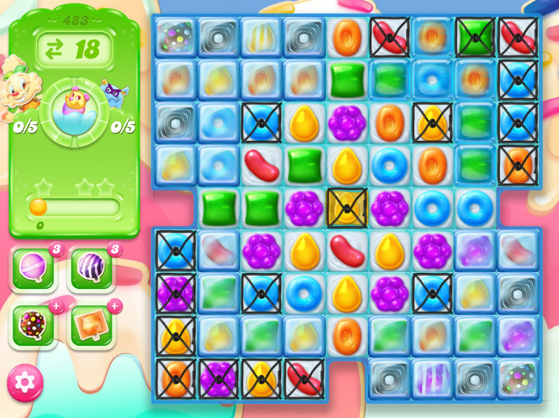 Candy Crush Jelly Saga 483