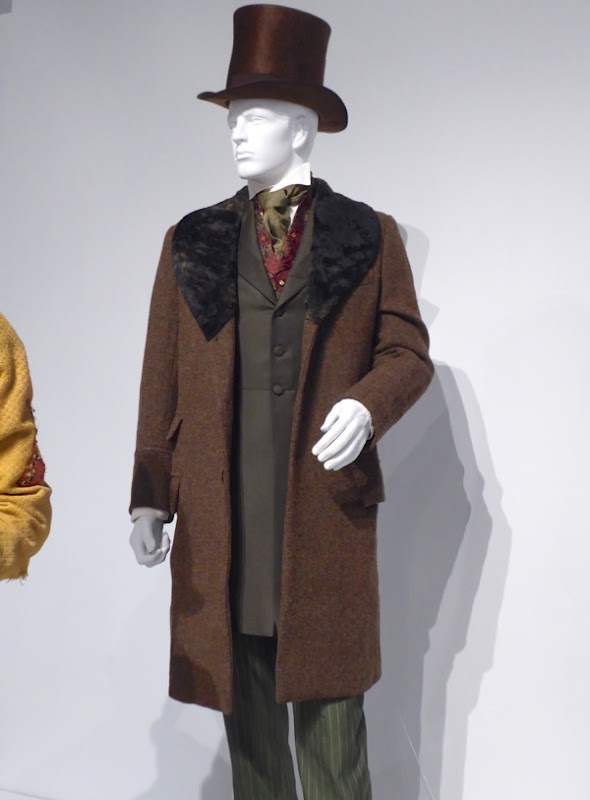 Victor Frankenstein movie costume