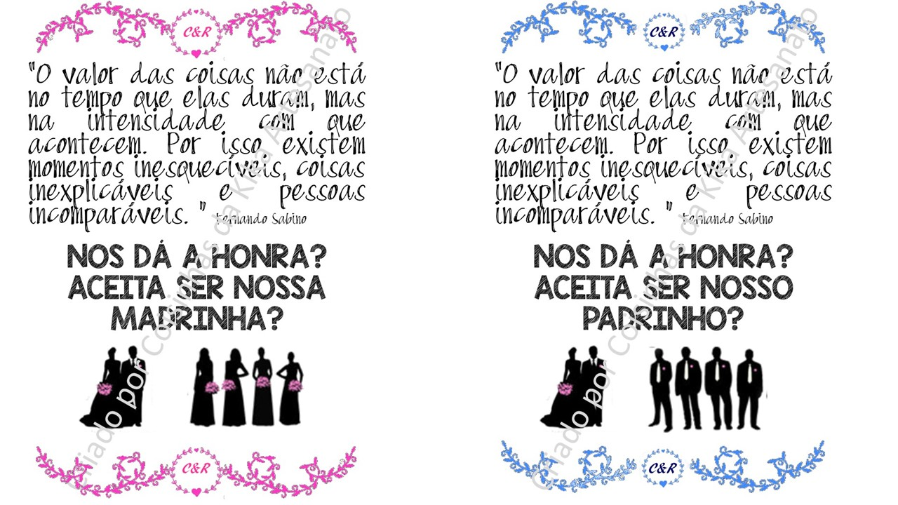 Tag Frases Para Convite De Casamento Para Padrinhos Engraçadas
