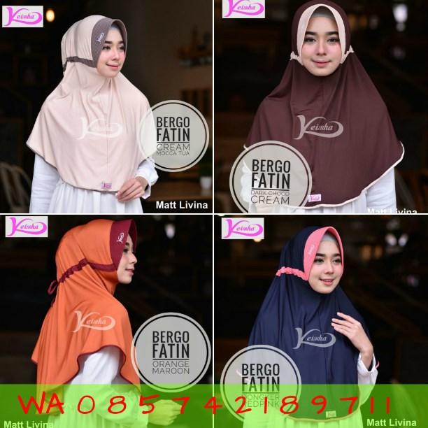 Dibutuhkan  Reseller Keissha Hijab di Mojokerto