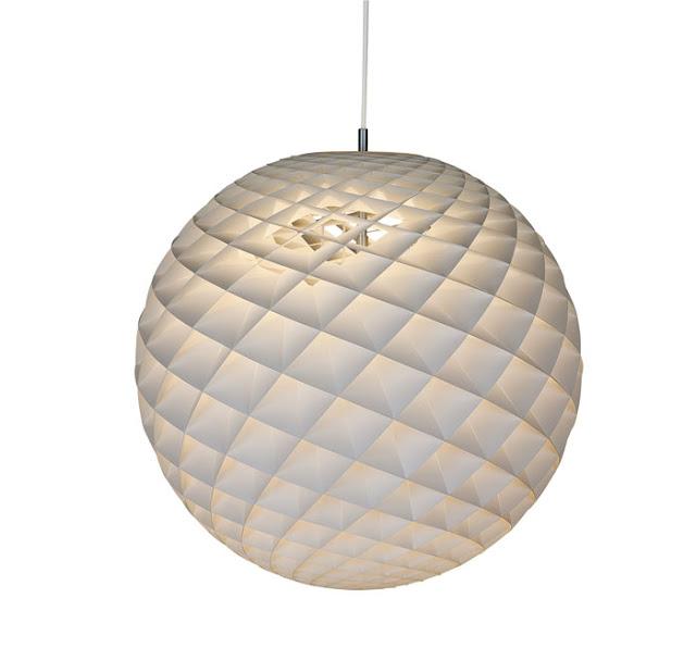 Новости дизайна. Дизайнер Эйвин Слаато создал необычный светильник для Louis Poulsen