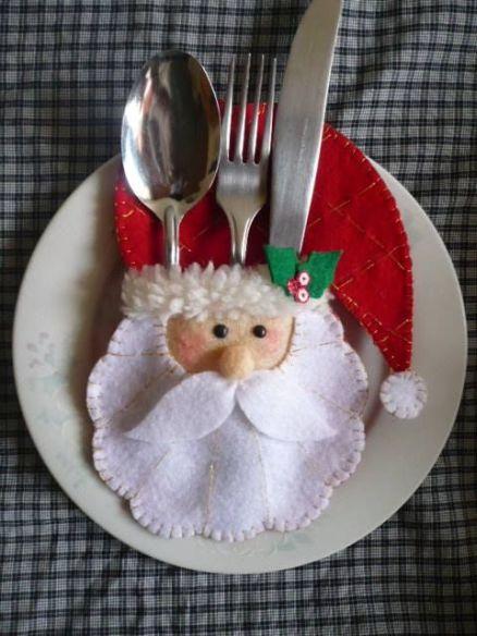 Manualidades Para El Hogar Navidad.20 Ideas De Manualidades De Navidad Con Fieltro Solountip Com