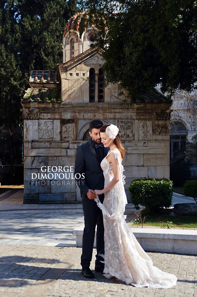 Επαγγελματικό Σεμινάριο Φωτογραφίας Γάμου Wedding Editorial Masterclass by George Dimopoulos