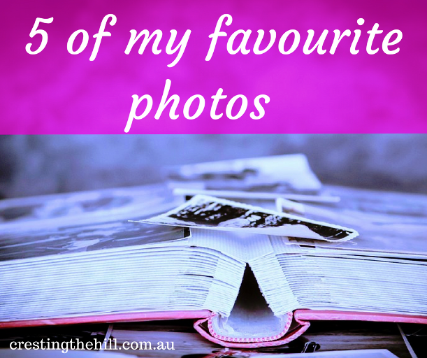 Five Things Friday - 5 of my favourite photographs
