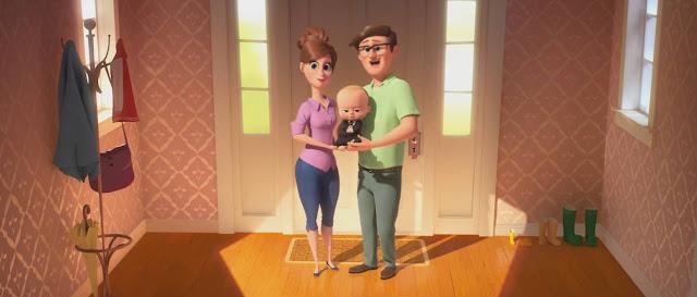 Movie animasi 2017 -  Kumpulan Foto The Boss Baby, Fakta The Boss Baby dan Video The Boss Baby