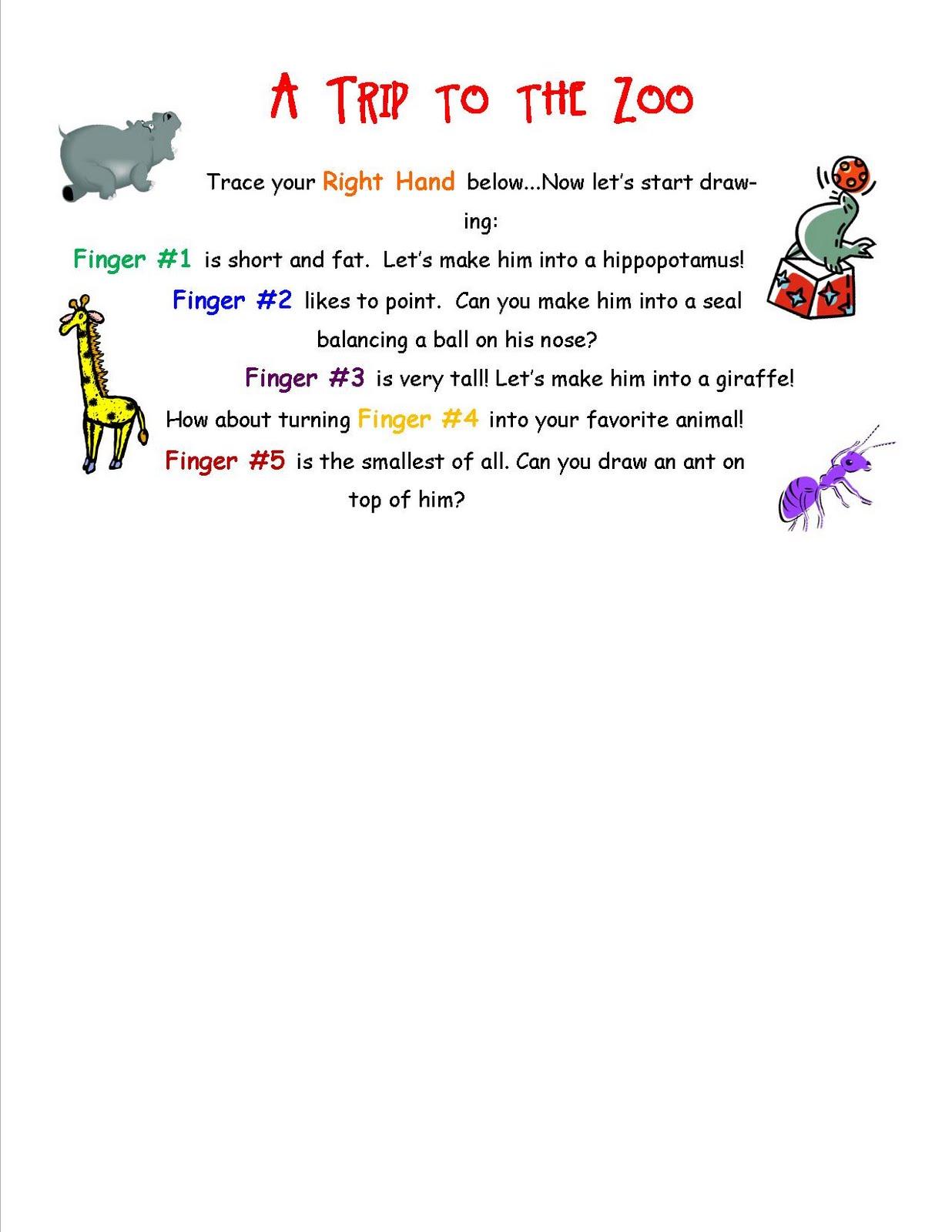 Discoveries Piano Studio Finger Number Worksheet