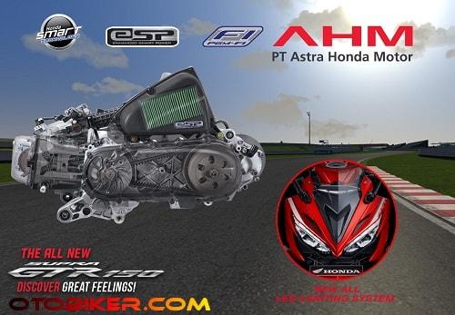 5 Motor Terbaru Honda Siap di Ajak Mudik Lebaran