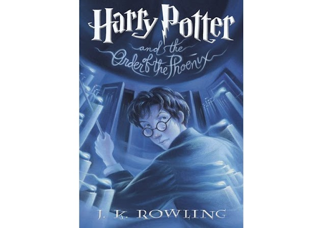 #16   Harry Potter and The Order of Phoenix - JK. Rowling