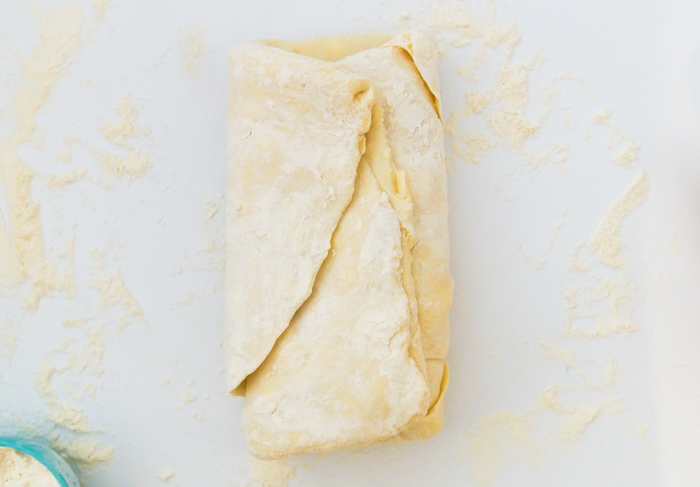How to Make Rough Puff Pastry...and what to do with it!