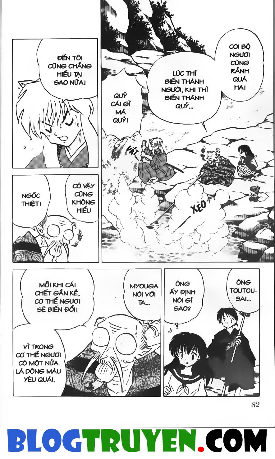 Inuyasha vol 17.5 trang 7