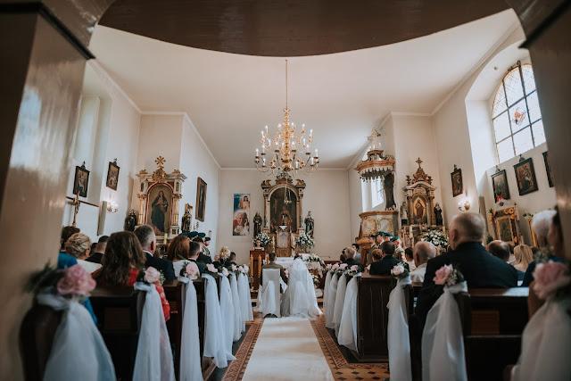 kościół, ślub, wesele, miejsce zaślubin