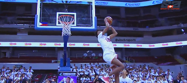 HIGHLIGHTS: Fil-Am Jalen Green Wins 2018 NBTC Slam Dunk Contest