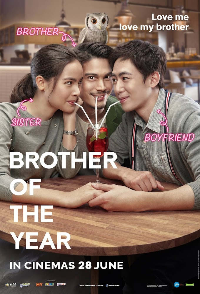 Review Filem Brother Of The Year