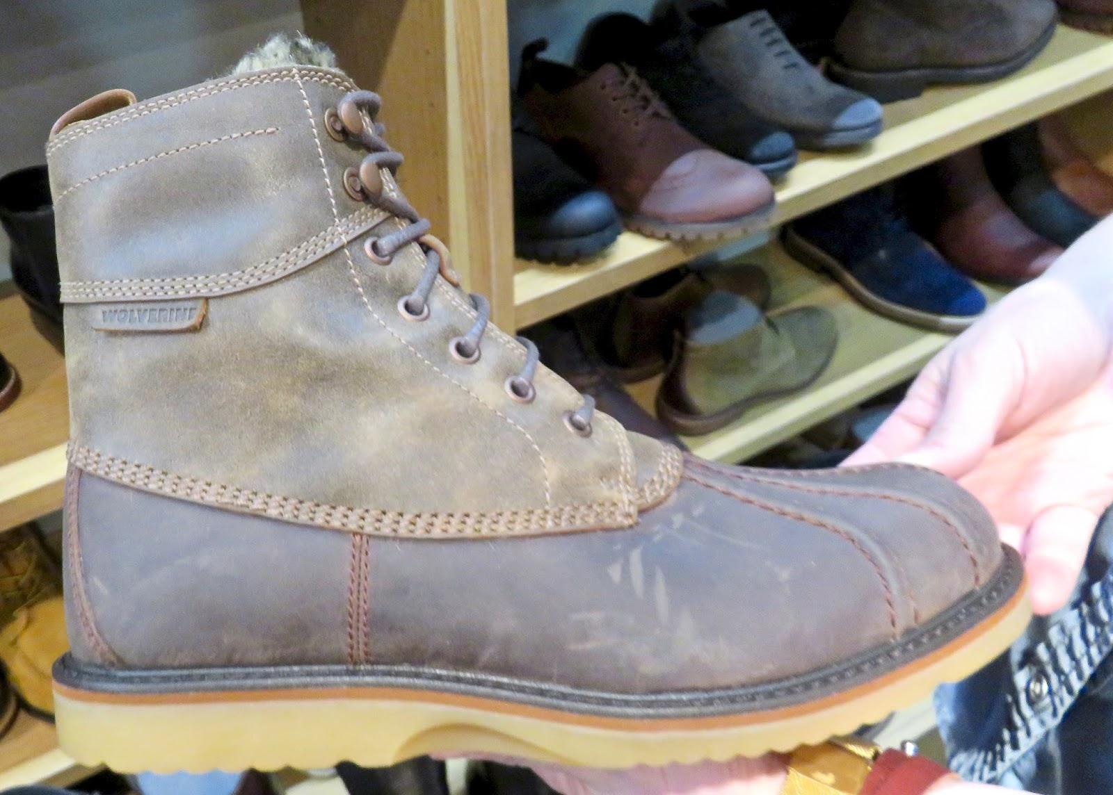 popular duck boot by Wolverine FELIX is waterproof -w  waterproof full  grain leather upper 4a6e2d546