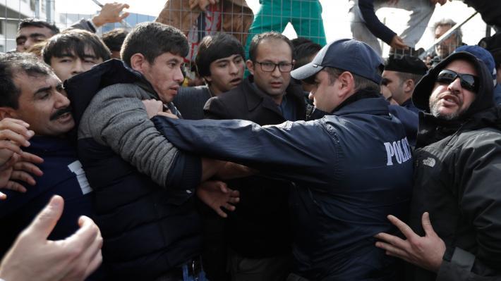 ΚΚΕ: Σχόλιο για τα γεγονότα στο Ελληνικό και τις δηλώσεις του Γ. Μουζάλα