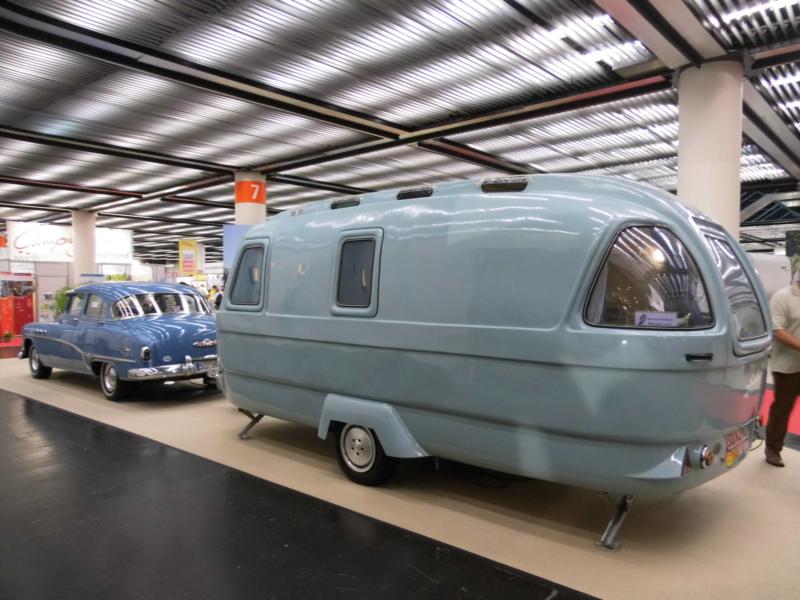 Wohnwagen Mit Außenküche : Messereport: caravan salon 2015