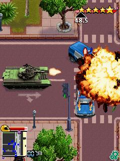 XP7Vista: Gangstar 4: Rio City Of Saints Java and Symbian Games