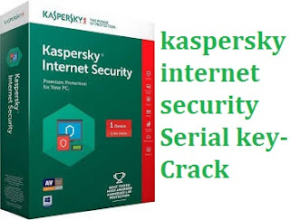 kaspersky internet security 2018 Serial key