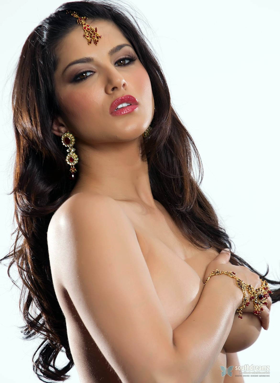 Sunny Leone  Latest Without Clothes Wallpapers  Free -7432