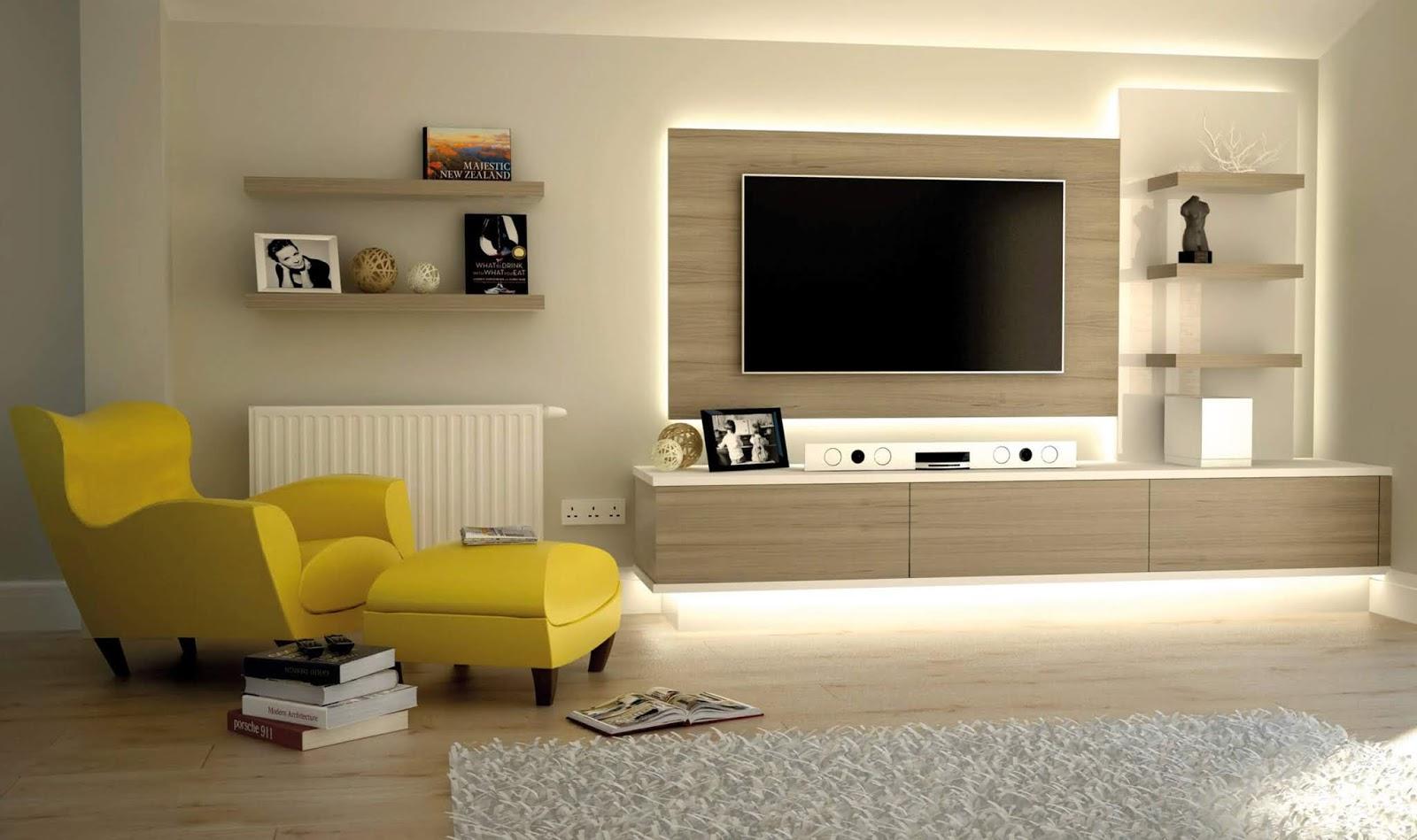Foundation Dezin & Decor...: 5 Exclusive 3D Living Room ...