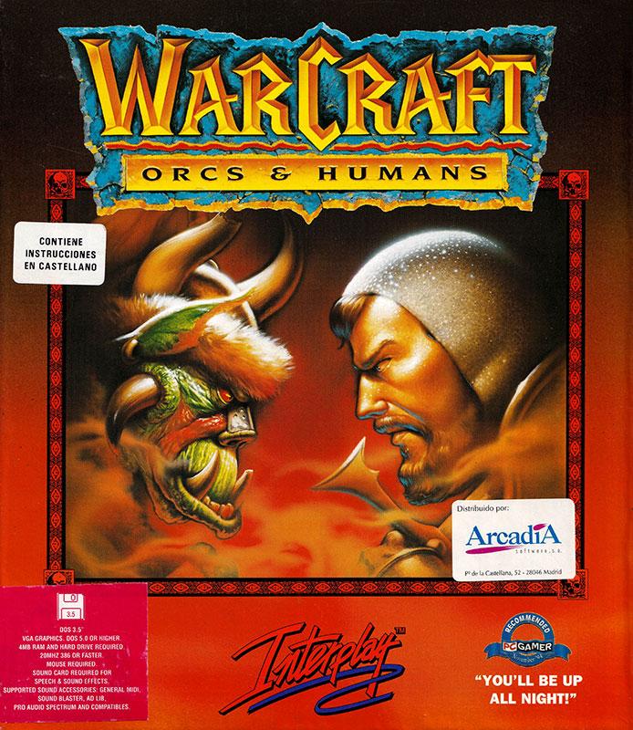 Warcraft Orcs & Humans Caja 1