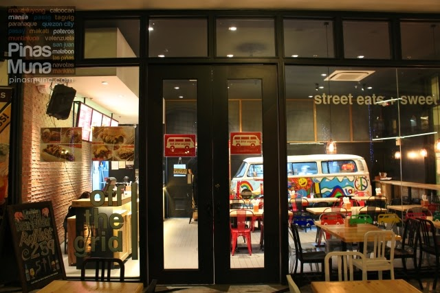 Off The Grid Otg Is A New Fast Casual Restaurant At Mckinley Hill Taguig City An Addition To Growing Number Or Restaurants By Distillery