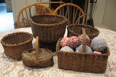 Early Baskets-