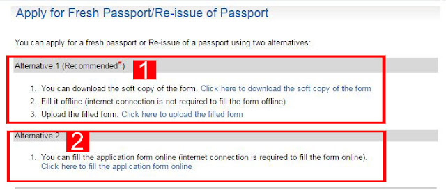 How To Apply Online For Passport Passport