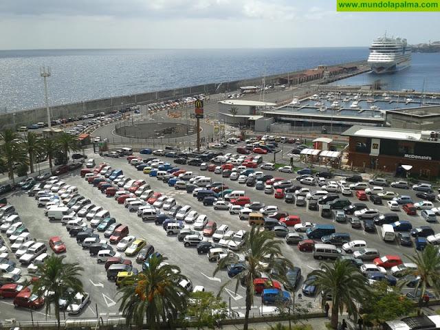 El Ayuntamiento de Santa Cruz de La Palma solicita la reunión de la comisión mixta Puerto-Ciudad