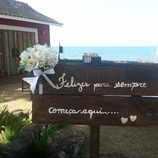 Casamento na Praia - Mara Perez
