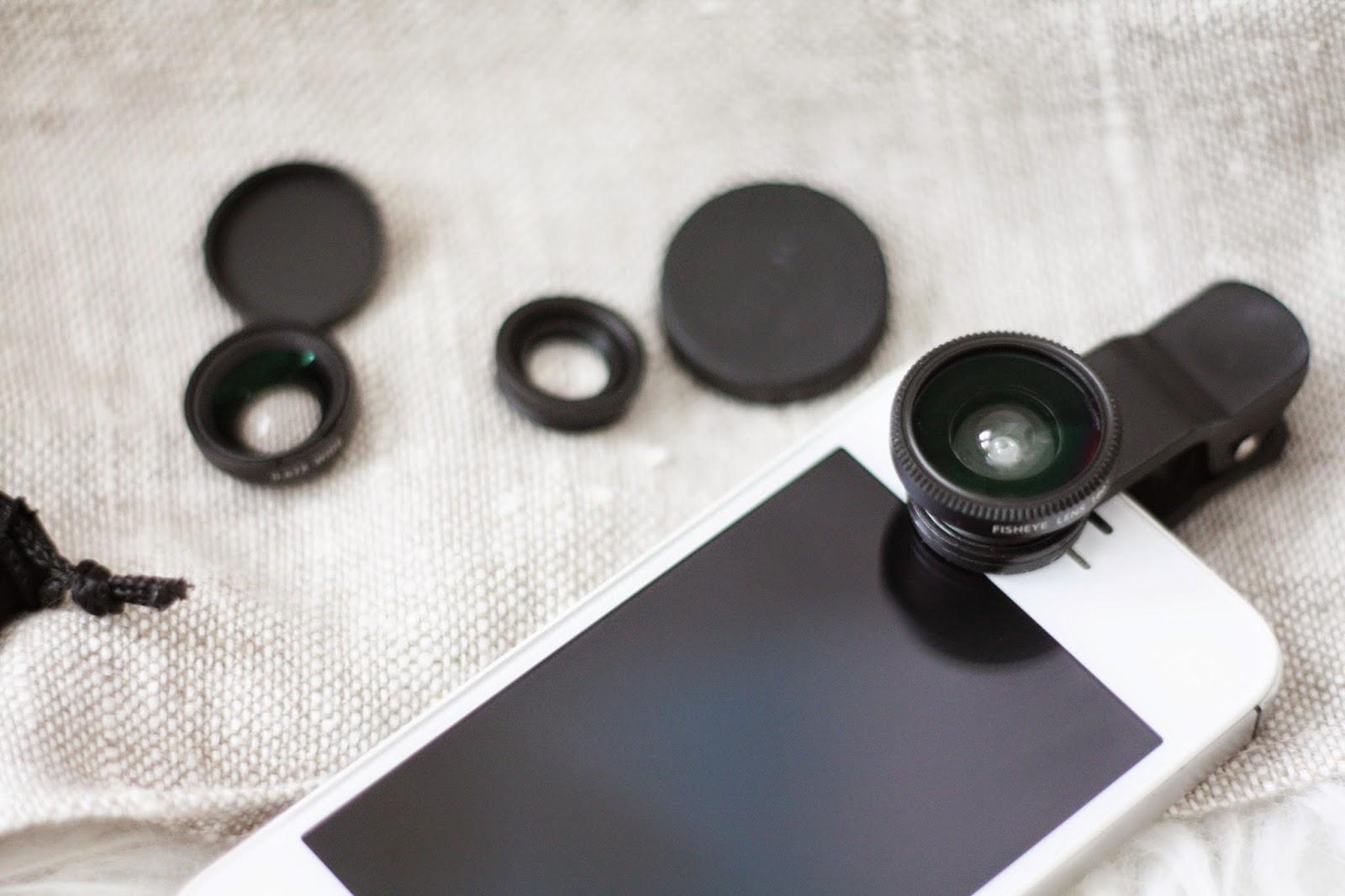 External lens kit review