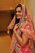 Aswhini latest sizzling half saree pics-thumbnail-5
