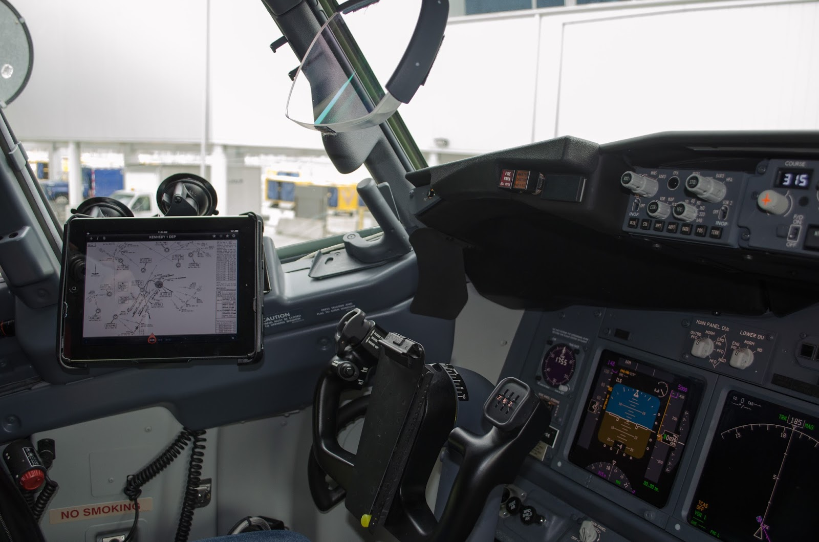 This Is Your Captain Speaking Electronic Flight Bags Are Here