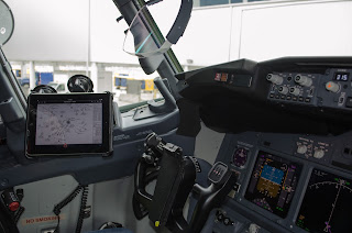 Electronic flight bag (EFB): the future of aviation data management