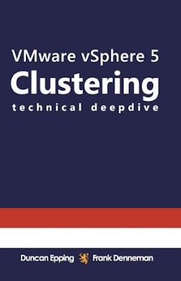 CreateSpace Publishing VMware vSphere 5.0 Clustering Technical Deepdive (2011)
