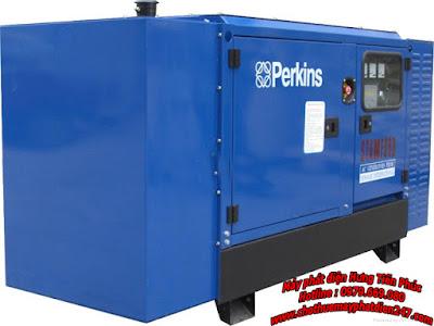 Máy phát điện Perkins 750kva 4006-23TAG2A