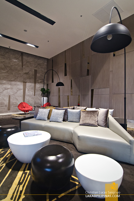 Seda Vertis North Lobby Furniture