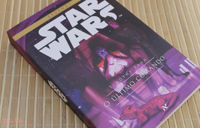 donna rita - na sua estante - livors e star wars
