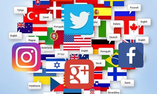 Infotec blog, Tradução, Postagens, Facebook, Twitter, Instagram