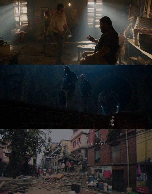 Guardianes de la Tumba (2018) HD 1080p y 720p Latino