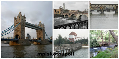 the bridge collage