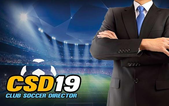 Club Soccer Director 2019 MOD APK v2.0.25 Unlimited Money UPDATE TERBARU !
